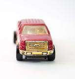 Toy Car, Pick-Up Truck Stock Photo