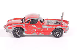 Toy Car Repair Immagine Stock