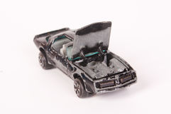 Toy Car Repair Royalty Free Stock Photo