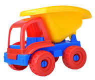 Toy car truck Royalty Free Stock Image