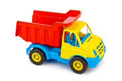 Toy car truck Stock Photography