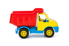Toy car truck Royalty Free Stock Photos