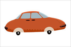Toy Car, a vector illustration Stock Photo