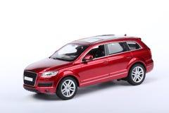 Toy car model stock photo