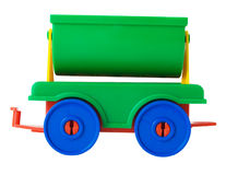 Toy carriage Royalty Free Stock Photo