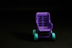 Toy cart Royalty Free Stock Photography