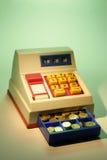 Toy Cash Register Stock Image