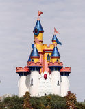Toy castle Stock Photos