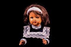 Toy Ceramic Doll foto de archivo libre de regalías