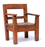 Toy Chair Royalty Free Stock Photography