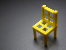 Toy chair Stock Images