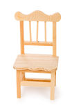 Toy chair Royalty Free Stock Image