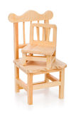 Toy chair Royalty Free Stock Photos