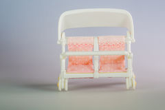Toy chairs Stock Image