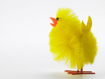 Toy Chick For Easter Celebrations Royalty Free Stock Photo