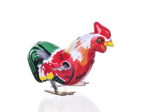 toy chicken Royalty Free Stock Images