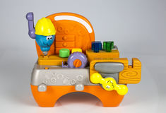 Toy for children for Christmas Stock Photo