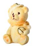 Toy Christmas bear Stock Photo