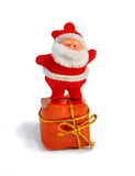 Toy of Christmas Santa Royalty Free Stock Photography