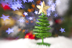 toy  of the christmas tree Royalty Free Stock Image