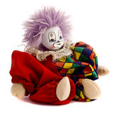 Toy clown Stock Photo