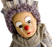 Toy clown Stock Images