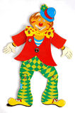 Toy clown Royalty Free Stock Photo