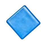 Toy, colorful plastic cube Royalty Free Stock Photo