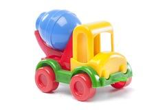 Toy concrete mixer Royalty Free Stock Photo