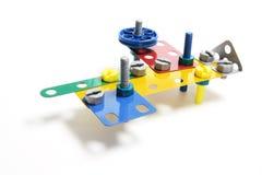 Toy Construction Set Royalty Free Stock Image
