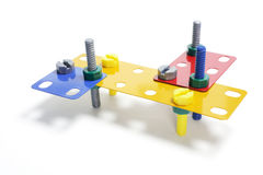 Toy Construction Set Stock Images