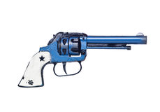 Toy Cowboy Gun Stock Photos