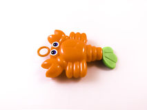 Toy crab Royalty Free Stock Images