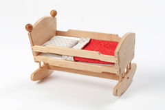 Toy cradle Stock Photo