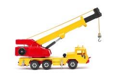 Toy crane Royalty Free Stock Photos
