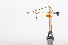 Toy crane Royalty Free Stock Photo