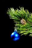 Toy cristmas stock photo