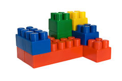 Toy cube Stock Photography