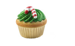 Toy cupcake Christmas Decoration Stock Photography