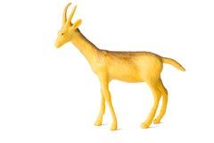 Toy deer Stock Image