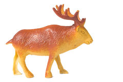 Toy deer Royalty Free Stock Image