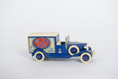 Toy dinky car Royalty Free Stock Photography