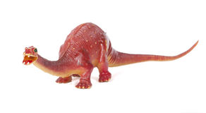 Toy Dinosaur Stock Afbeelding