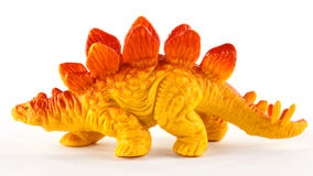 Toy Dinosaur Fotografia de Stock