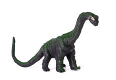 Toy Dinosaur Stockbild