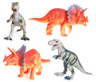Toy Dinosaur Stockfotografie