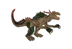 Toy Dinosaur Royalty-vrije Stock Fotografie