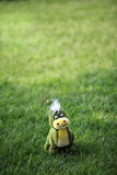toy dinosaur Stock Image