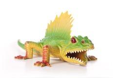 Toy Dinosaur Stock Photography