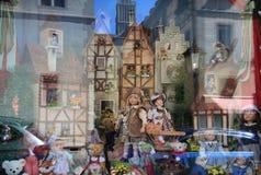 Toy Display Window Imagens de Stock Royalty Free